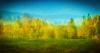 veselý podzim v Krušných horách